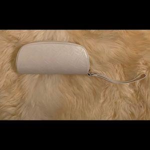 White Oakley Sunglasses case